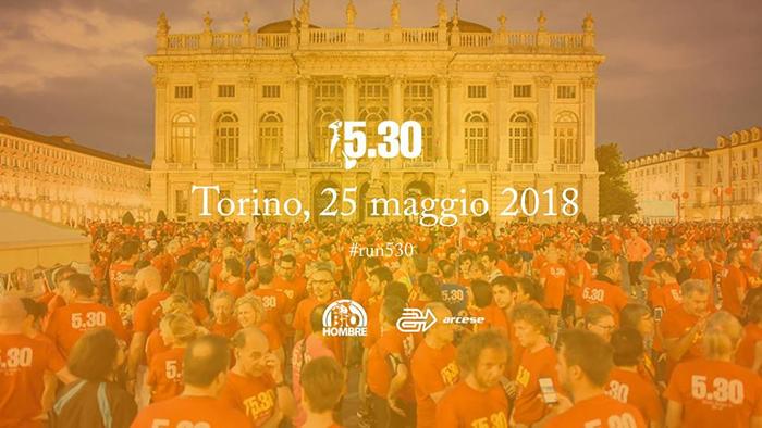 Run 5.30 Torino 2018